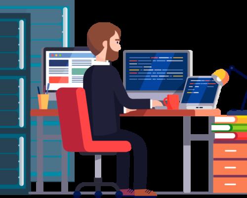 Техническая фокусная  поддержка IT-инфраструктуры