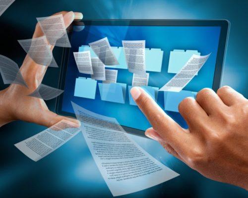 Решения по электронному документообороту